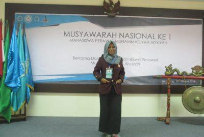 "BEM Fikes: MUSYAWARAH NASIONAL ""Ikatan Lembaga Mahasiswa Perawat Muhammadiyah Aisyiyah se-Indonesia"""